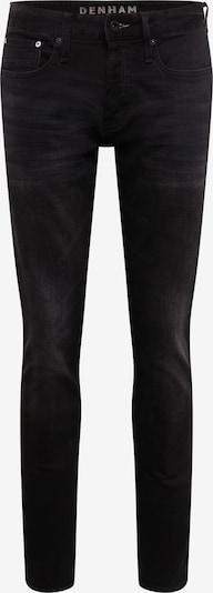 DENHAM Jeans 'RAZOR ACEB' in black denim, Produktansicht