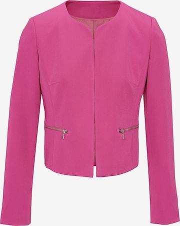 heine Blazer in Pink