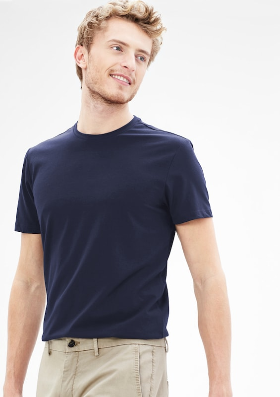 S.oliver Black Label Comfortable Stretch-shirt