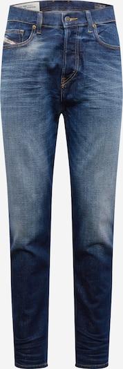 DIESEL Jean 'D-VIDER' en bleu denim, Vue avec produit