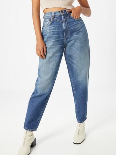 Pepe Jeans Jeans 'Rachel' in blue denim, Modelansicht