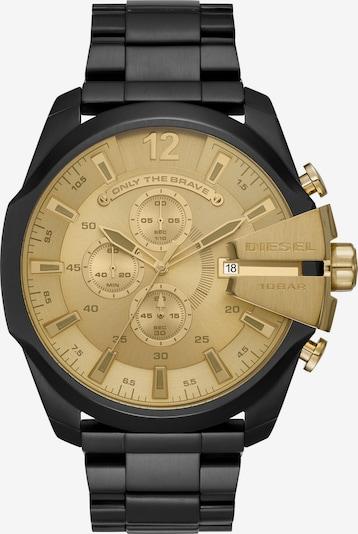 DIESEL Chronograph 'DZ4485' in gold / schwarz, Produktansicht