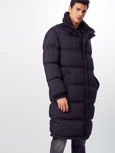 DRYKORN Płaszcz zimowy 'ARIKK' w kolorze czarnym, Podgląd na modelu(-ce)