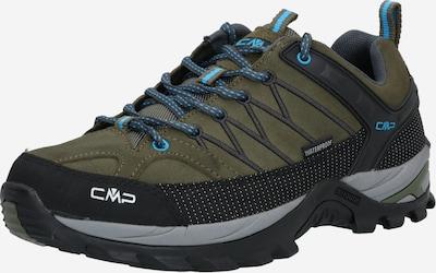 CMP Lage schoen in de kleur Donkergrijs / Olijfgroen, Productweergave