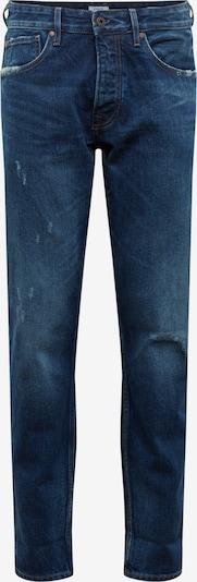 Pepe Jeans Jean 'CALLEN' en bleu denim, Vue avec produit