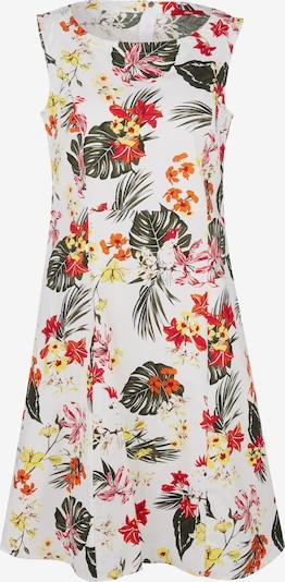 s.Oliver Letnia sukienka w kolorze mieszane kolory / białym, Podgląd produktu
