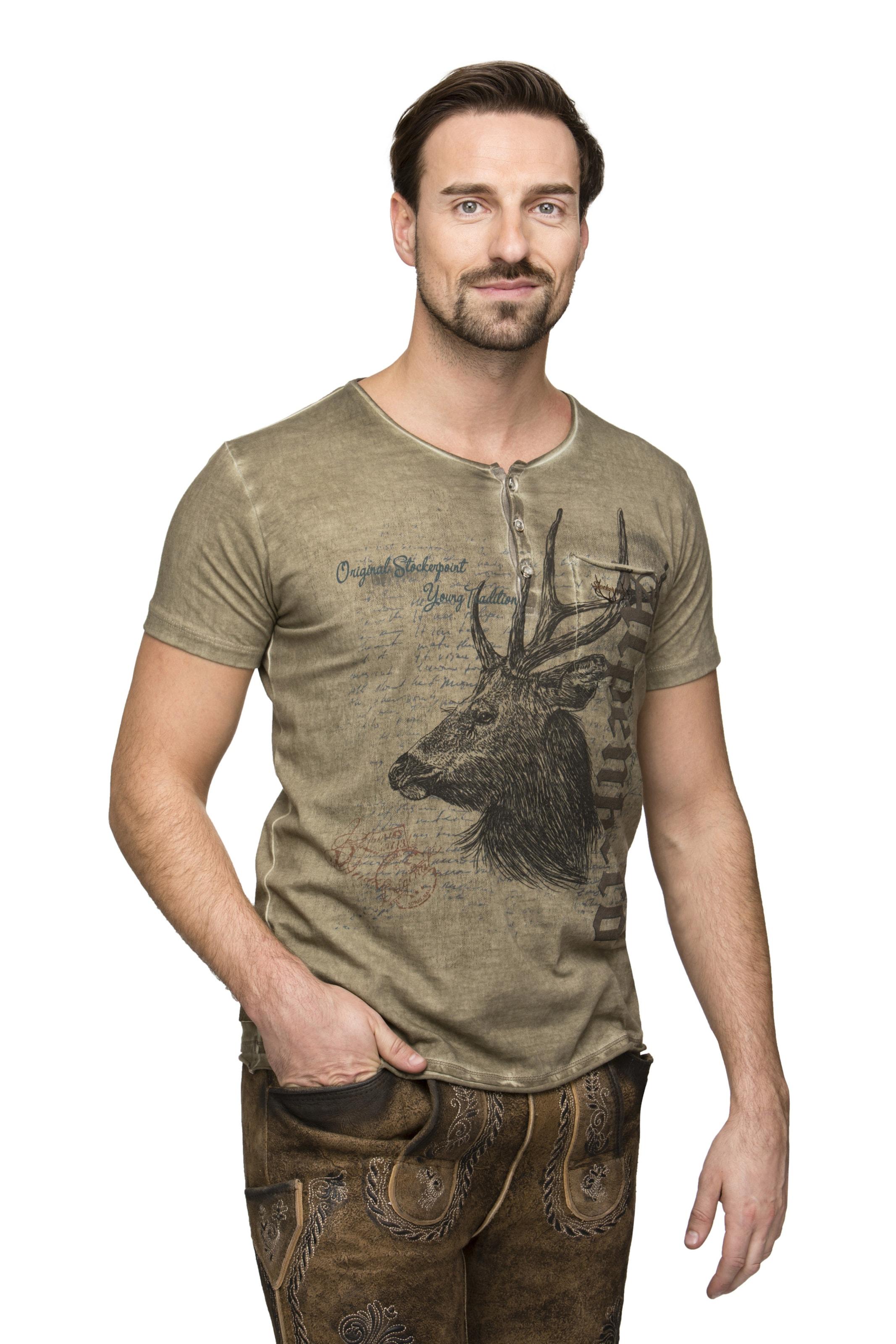STOCKERPOINT Shirt South Fälschung Günstig Online Bester Verkauf Günstiger Preis 75eGudee