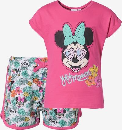 DISNEY Set 'Minnie Mouse' in mischfarben / pink / weiß, Produktansicht