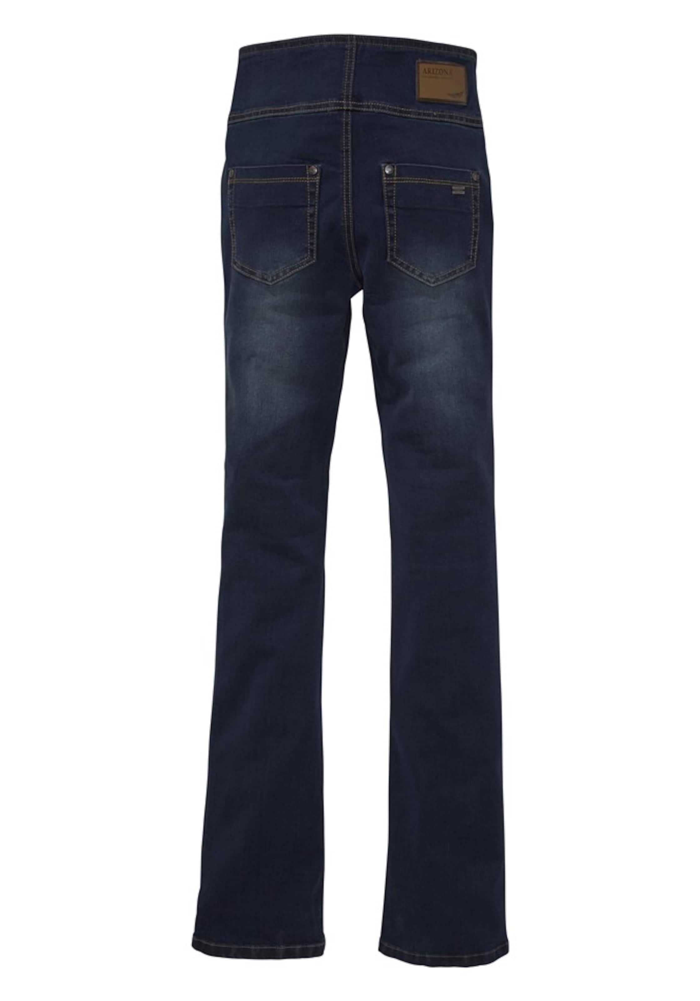 Nachtblau Arizona jeans Bootcut jeans Bootcut In Arizona kOuZiPX
