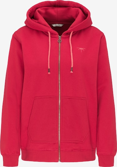 Petrol Industries Petrol Industries WOMEN Sweatjacke in rot, Produktansicht