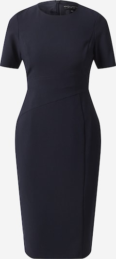 Rochie mulate 'NAVY CONTOUR DRESS' Dorothy Perkins pe navy, Vizualizare produs