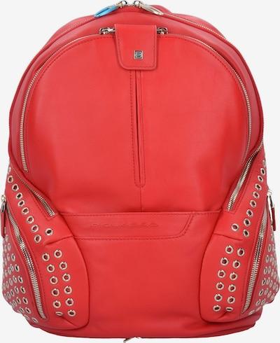 Piquadro Rucksack in rot, Produktansicht