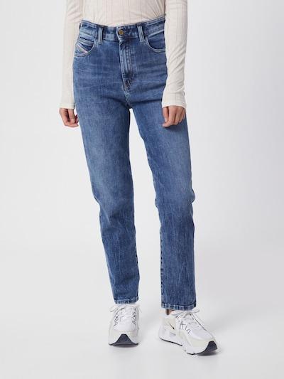 DIESEL Jeans 'D-EISELLE L.32 TROUSERS' in indigo, Modelansicht