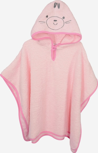 LILIPUT Badeponcho in pink / rosa: Frontalansicht