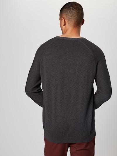 Megztinis iš ESPRIT , spalva - antracito: Vaizdas iš galinės pusės