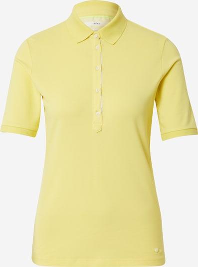Tricou 'Cleo' BRAX pe galben, Vizualizare produs
