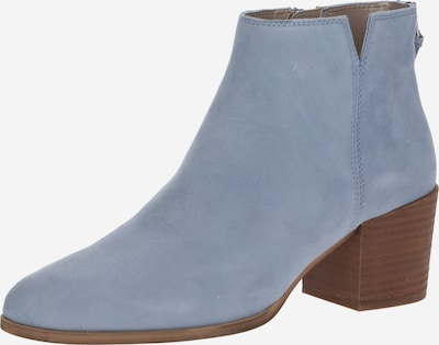 SPM Ankle Boots 'Neva' in hellblau: Frontalansicht