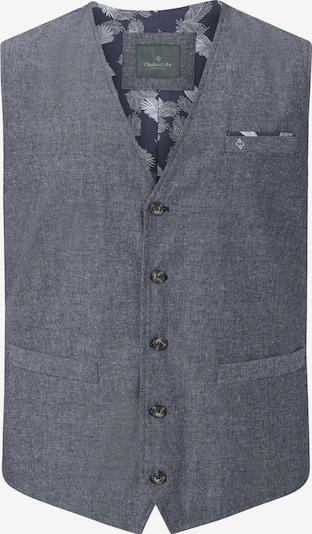 Charles Colby Bodywarmer 'Duke Daniel' in de kleur Grijs, Productweergave