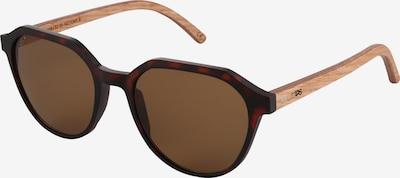 TAKE A SHOT Saulesbrilles 'Verne Collection' pieejami brūns, Preces skats