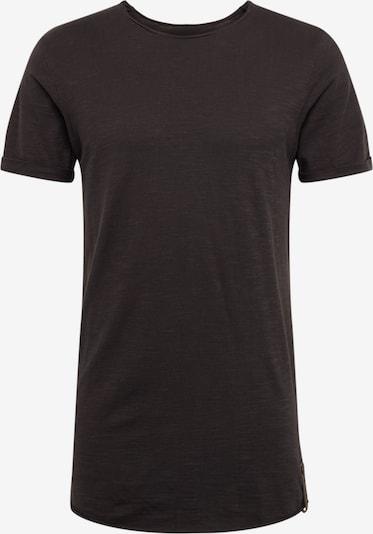 INDICODE JEANS Shirt 'Alain' in schwarz, Produktansicht