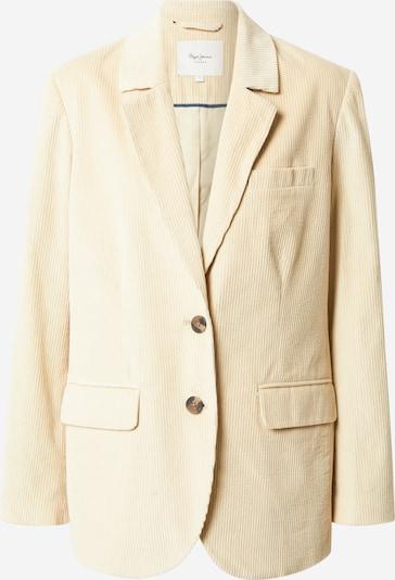 Pepe Jeans Blazer 'Cordelia' en beige, Vue avec produit