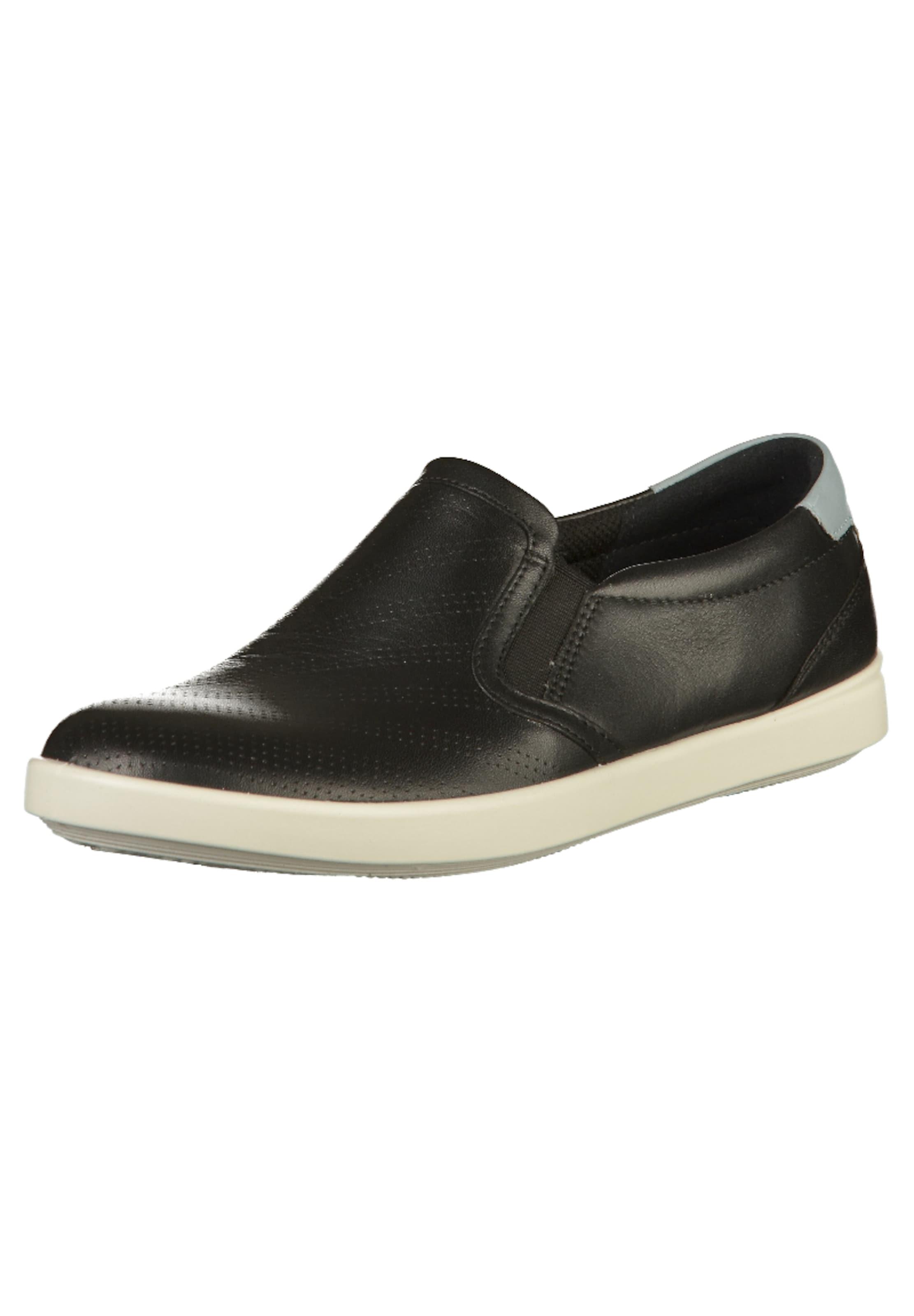 ECCO Slipper Verschleißfeste billige Schuhe Hohe Qualität
