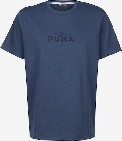 PUMA T-Shirt ' Pull up ' in blau, Produktansicht