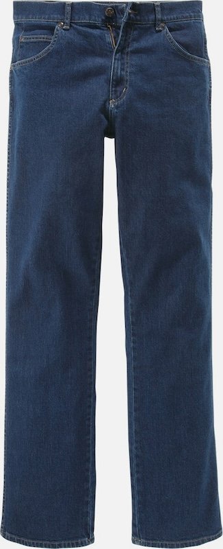 WRANGLER Wrangler Durable Basic Stretch W10I Stretch Jeans