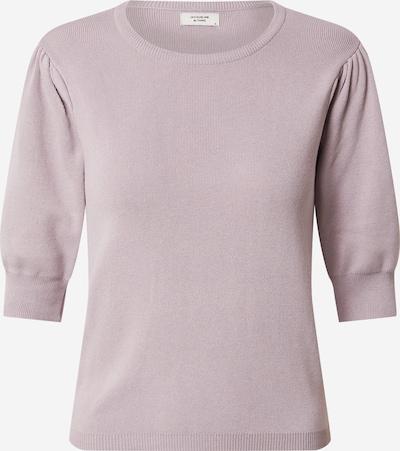 JACQUELINE de YONG Sweter w kolorze jasnofioletowym: Widok z przodu