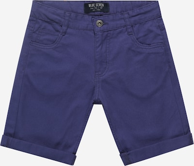 BLUE SEVEN Shorts in blue denim, Produktansicht