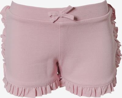 BLUE SEVEN Baby Sweatshorts für Mädchen in rosa, Produktansicht