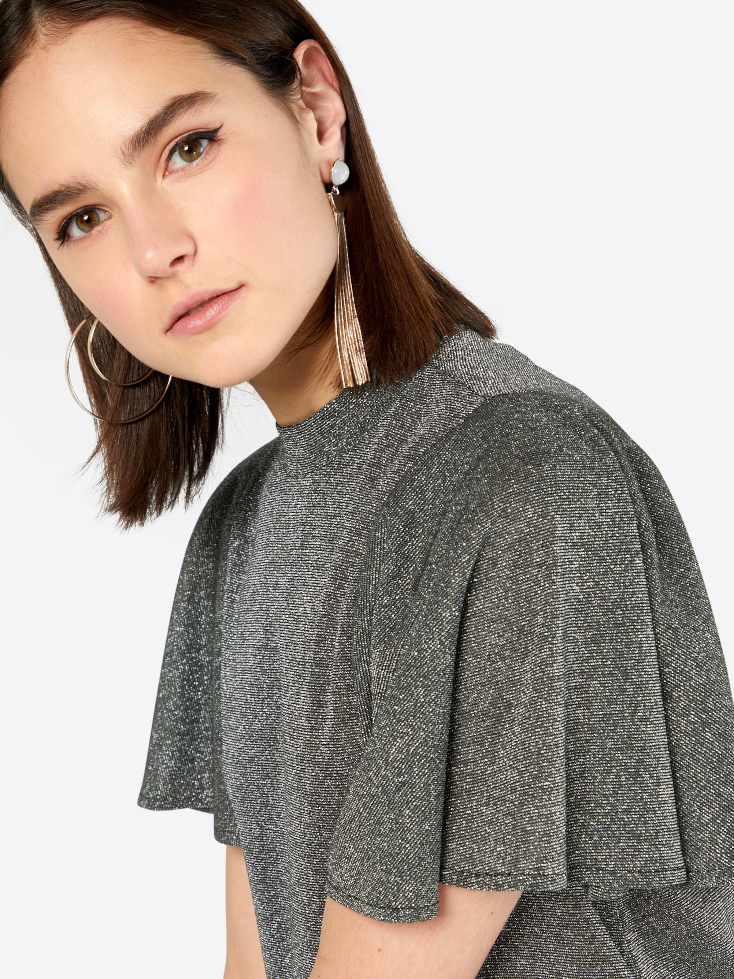 Review Shirt 'GLITTER VOLANT' Rabatt Offiziell 1Lplcn