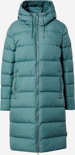 JACK WOLFSKIN Outdoor coat 'Crystal Palace' in Pastel blue, Item view