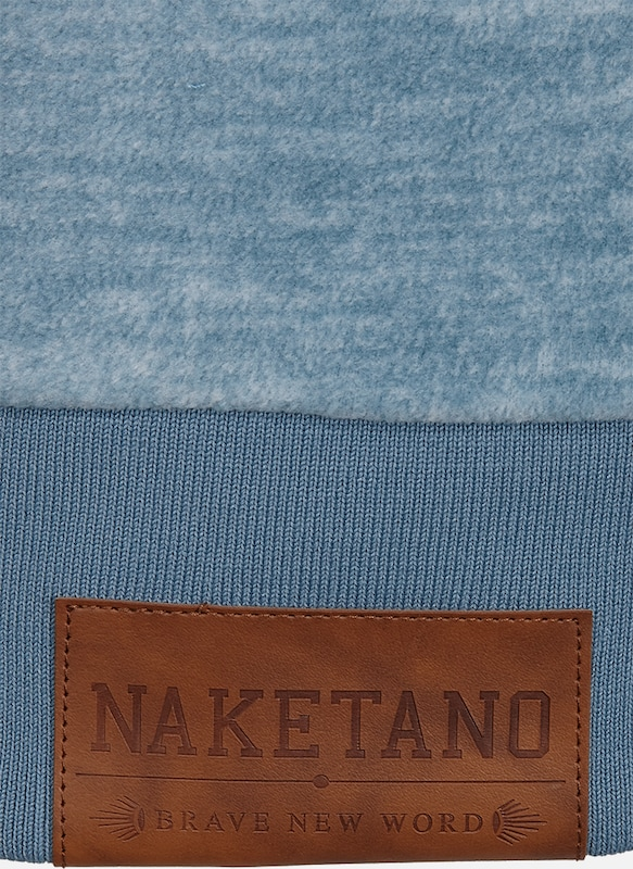 naketano Male Hoody Flash