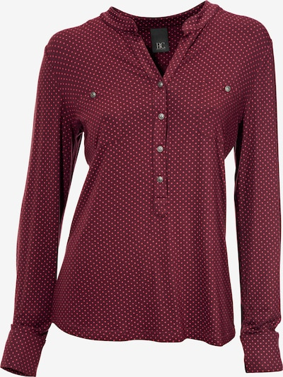 heine Shirt in bordeaux, Produktansicht