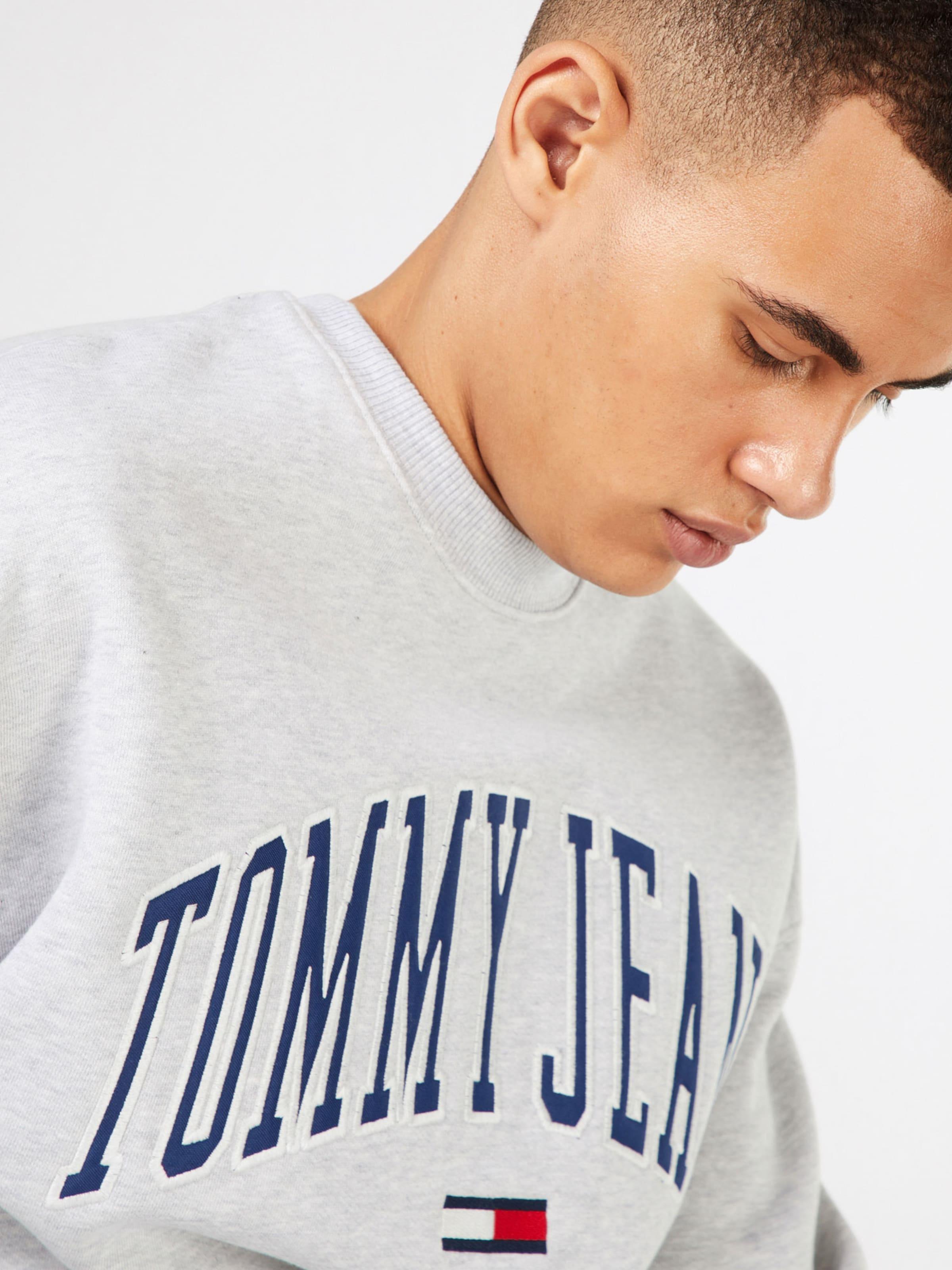 Tommy Jeans Sweatshirt 'COLLEGIATE SWEAT' Günstig Kaufen Finish Günstiger Versand Billig Verkauf Amazon djm2Sv