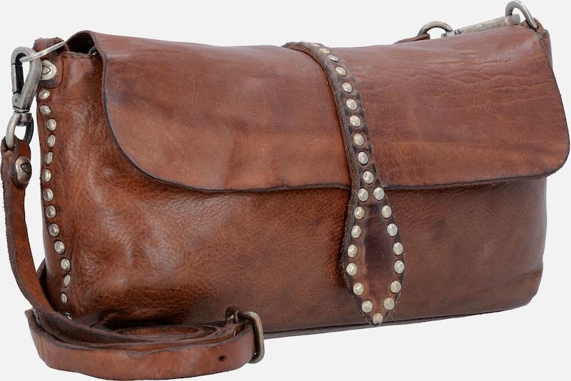 Campomaggi Traditional Artemisia Mini Bag Schultertasche Leder 24 cm