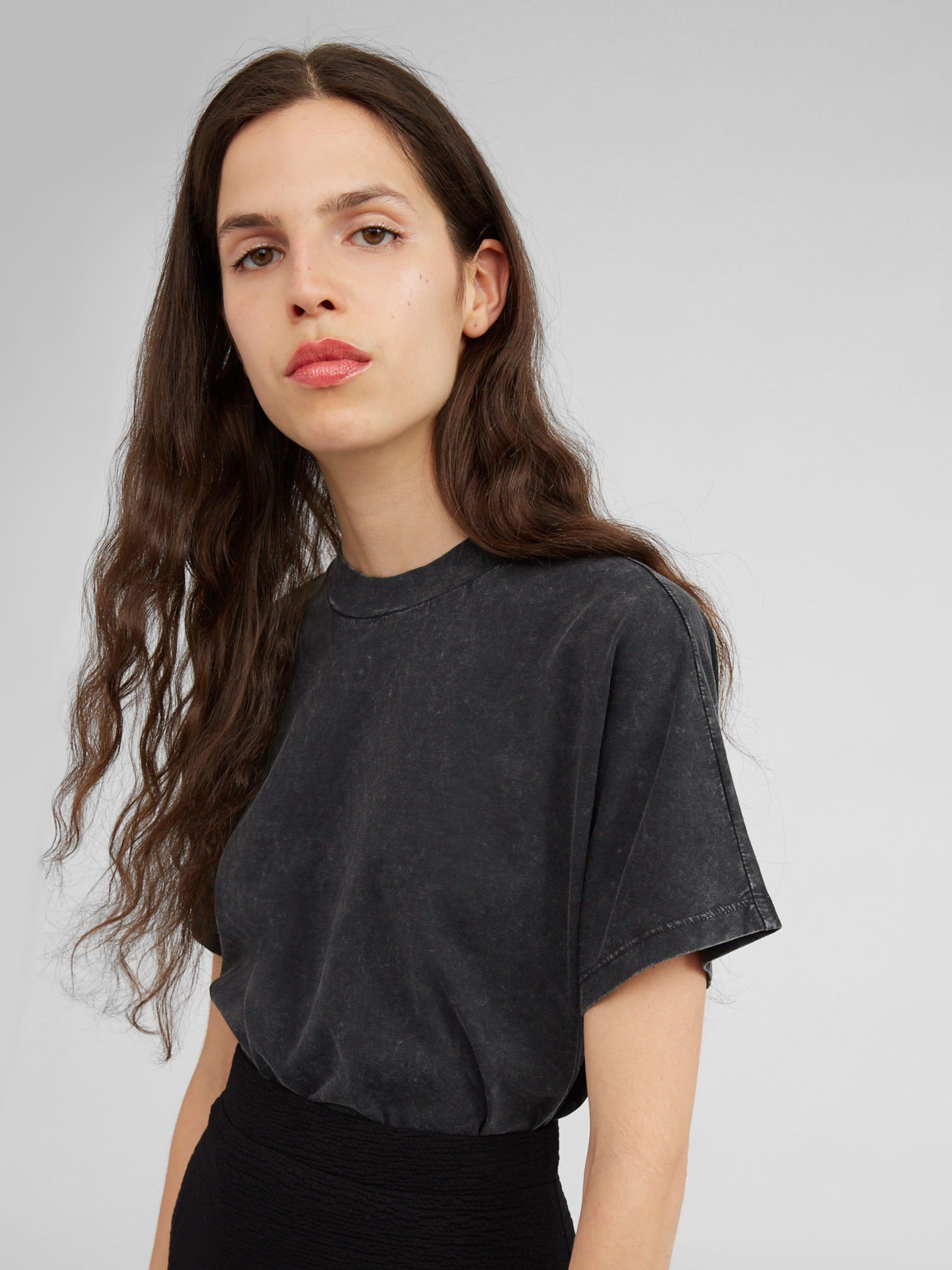 Edited Noir 'giorgia' T shirt En FlJcTK13