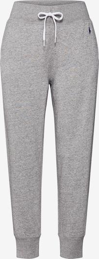 POLO RALPH LAUREN Pantalon 'PO SWEATPANT-ANKLE PANT' en gris, Vue avec produit