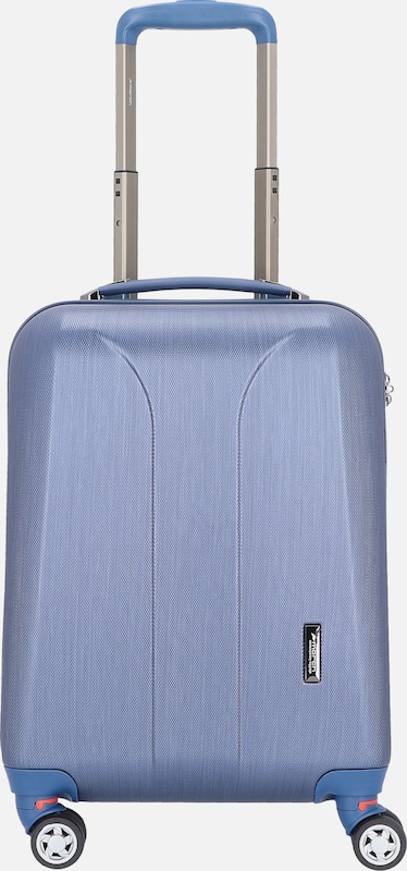 March15 Trading Trolley 'New Carat' in de kleur Smoky blue, Productweergave