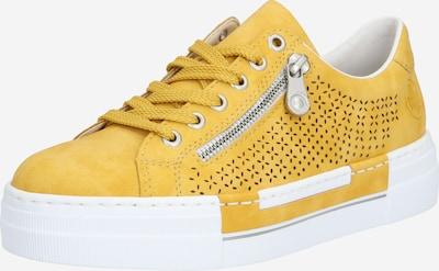 Sneaker bassa RIEKER di colore giallo / bianco, Visualizzazione prodotti