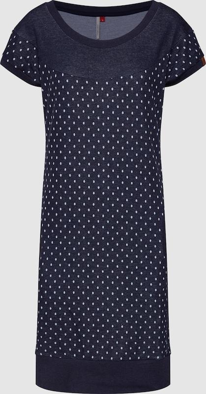 Ragwear Kleid Kleid Kleid 'CLAIRE' in navy   weiß  Großer Rabatt 609433
