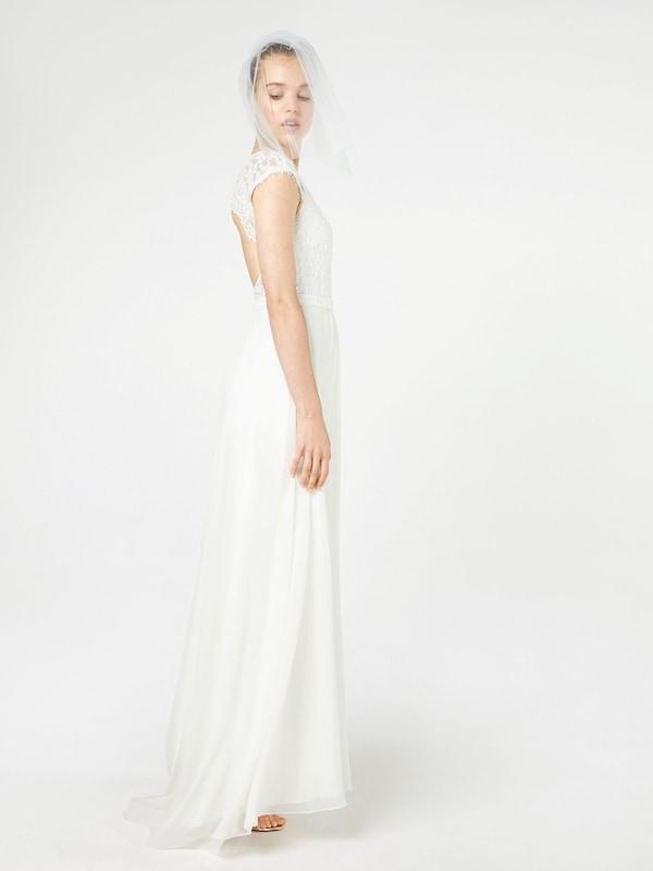 Blanc En Unique De Robe Soirée PXZuTkiwO