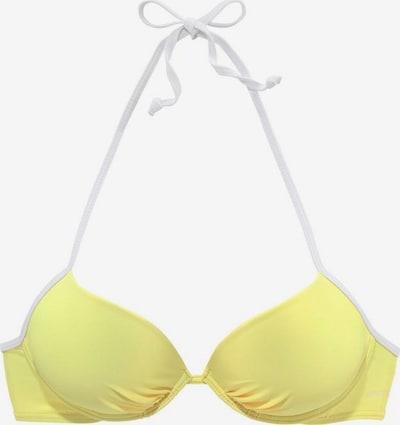 VENICE BEACH Bikini Top in Yellow, Item view