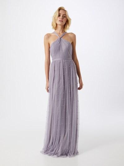 STAR NIGHT Kleid in helllila / transparent, Modelansicht