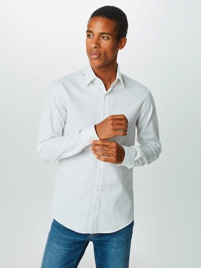 Calvin Klein Košile - bílá: Pohled zepředu
