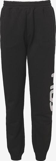 FILA Jogginghose in schwarz / weiß, Produktansicht