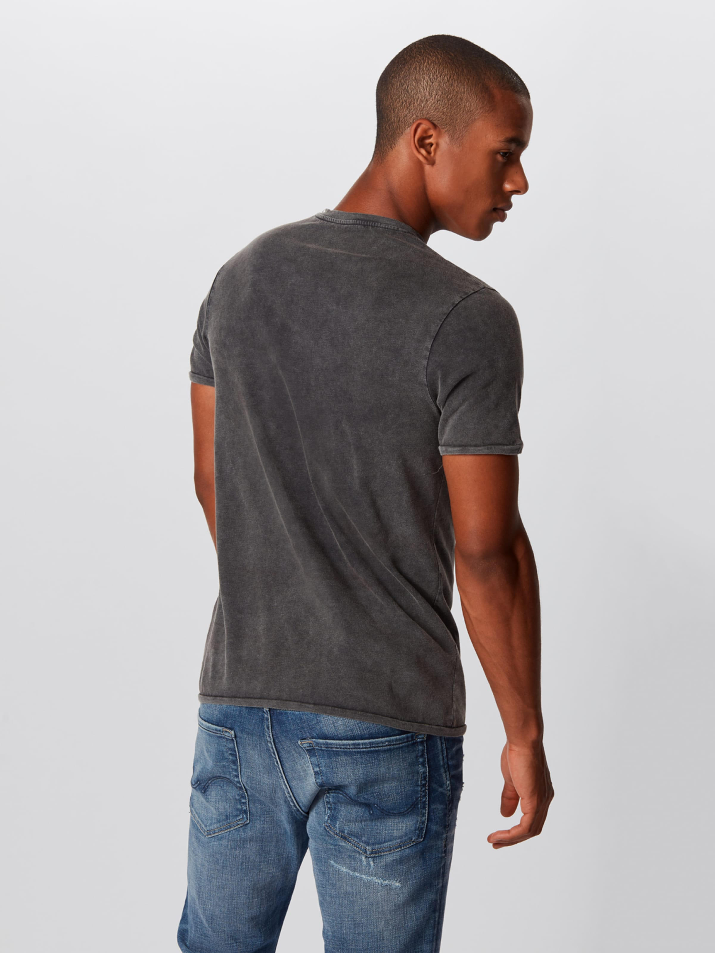 Shirt Schwarz Jackamp; Jones In 'cali' 0nOmNv8wy
