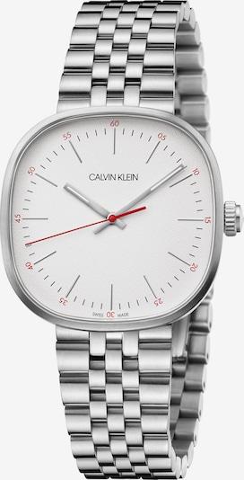 Calvin Klein Calvin Klein Unisex-Uhren Analog Quarz ' ' in silber, Produktansicht