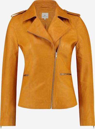 Loom&Lace Bikerjacke in ocker / gelb, Produktansicht